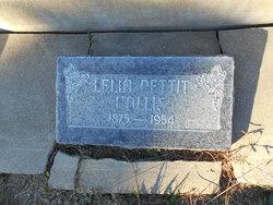 Lelia <I>Pettit</I> Hollis