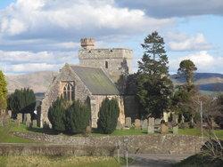 Biggar Churchyard