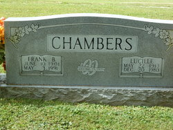 "Benjamin Franklin ""Frank"" Chambers"