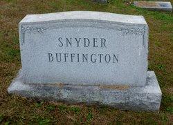 James E Snyder
