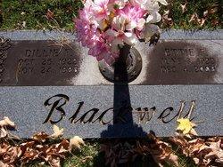 Dillie Fate Blackwell, Sr