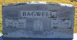 Lizzie <I>Hicks</I> Bagwell