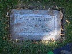 Elizabeth E. <I>Ellis</I> Green