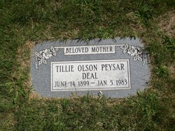 Tillie Olson <I>Peysar</I> Deal