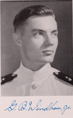 LCDR Grover B Windham, Jr