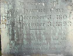 Jane Harriet <I>Hand</I> Coit