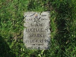 Lucelle Margaret Sparks