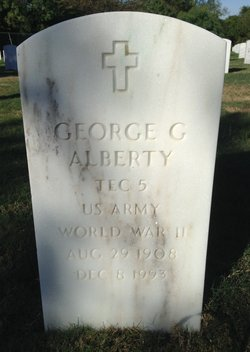 George Gale Alberty, Sr