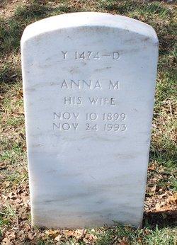 Anna M. <I>Buck</I> Bernheimer