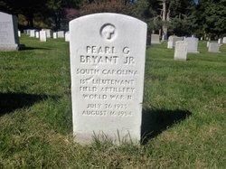 Pearl G Bryant, Jr.