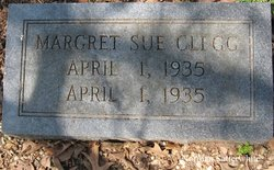Margret Sue Clegg