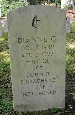 Hazel Dianne <I>Gilland</I> Broadhead
