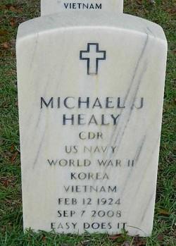 Dr Michael Joseph Healy