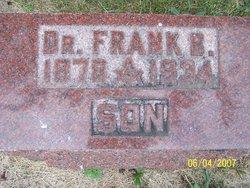 Dr Frank B Hodkinson