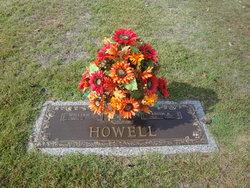 Edith <I>Kirby</I> Howell
