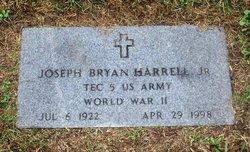 Joseph Bryan Harrell, Jr