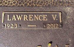 """Lawrence V. """"Buster"""" Valentine"""