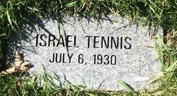 "Pvt Israel C. ""Uncle Izzy"" Tennis"