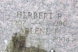 Herbert P Whitcomb, Jr