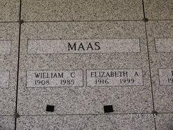 Elizabeth A Maas