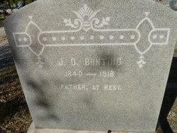 John Davis Bunting
