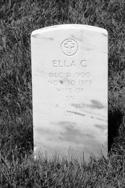 Ella C Wilt