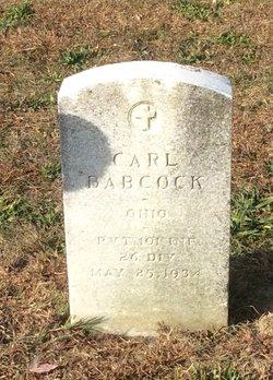Carl Babcock