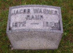 Jacob Wagner Raup