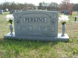 Mary Ella <I>Hughes</I> Perkins
