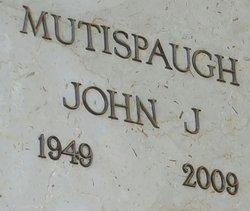 """John Julius """"Puck"""" Mutispaugh"""