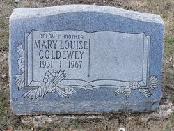 Mary Louise <I>Foster</I> Coldewey