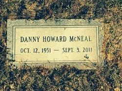 """Danny Howard """"Dan"""" McNeal"""