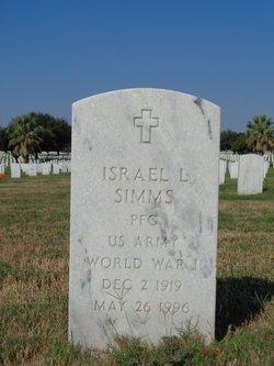 Israel L Simms