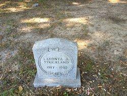 Latonya A. Strickland