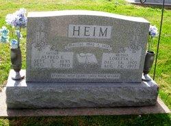 Alfred E. Heim