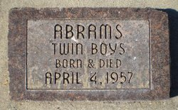 Twin Boys Abrams