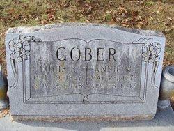 Annie Marie <I>Taylor</I> Gober