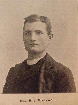 Rev Edward John Blackwell