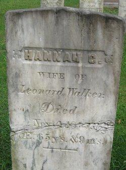Hannah C. Walker