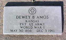 Dewey B. Amos