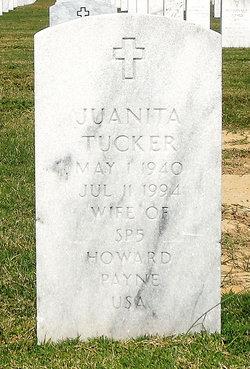 Juanita <I>Tucker</I> Payne