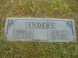 Lizzie E. Anders
