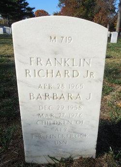 Franklin Richard Finerfrock, Jr