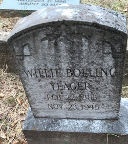 William Bolling Yeager