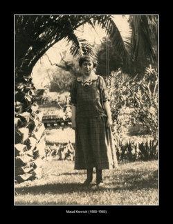 Maud Kenrick
