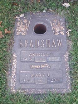 Mary Jane <I>Blake</I> Bradshaw