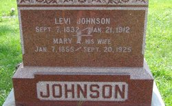 Mary Ann <I>Gugin</I> Johnson