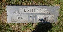 Henry Kahler