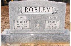 Jennie R. Robley