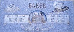 Nola Inez <I>Hawks</I> Baker
